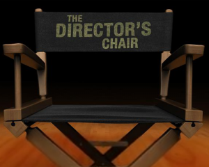 the director's chair directors chair logo
