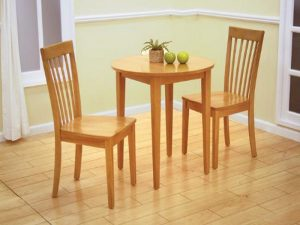 chair kitchen table small kitchen round maple table and chairs