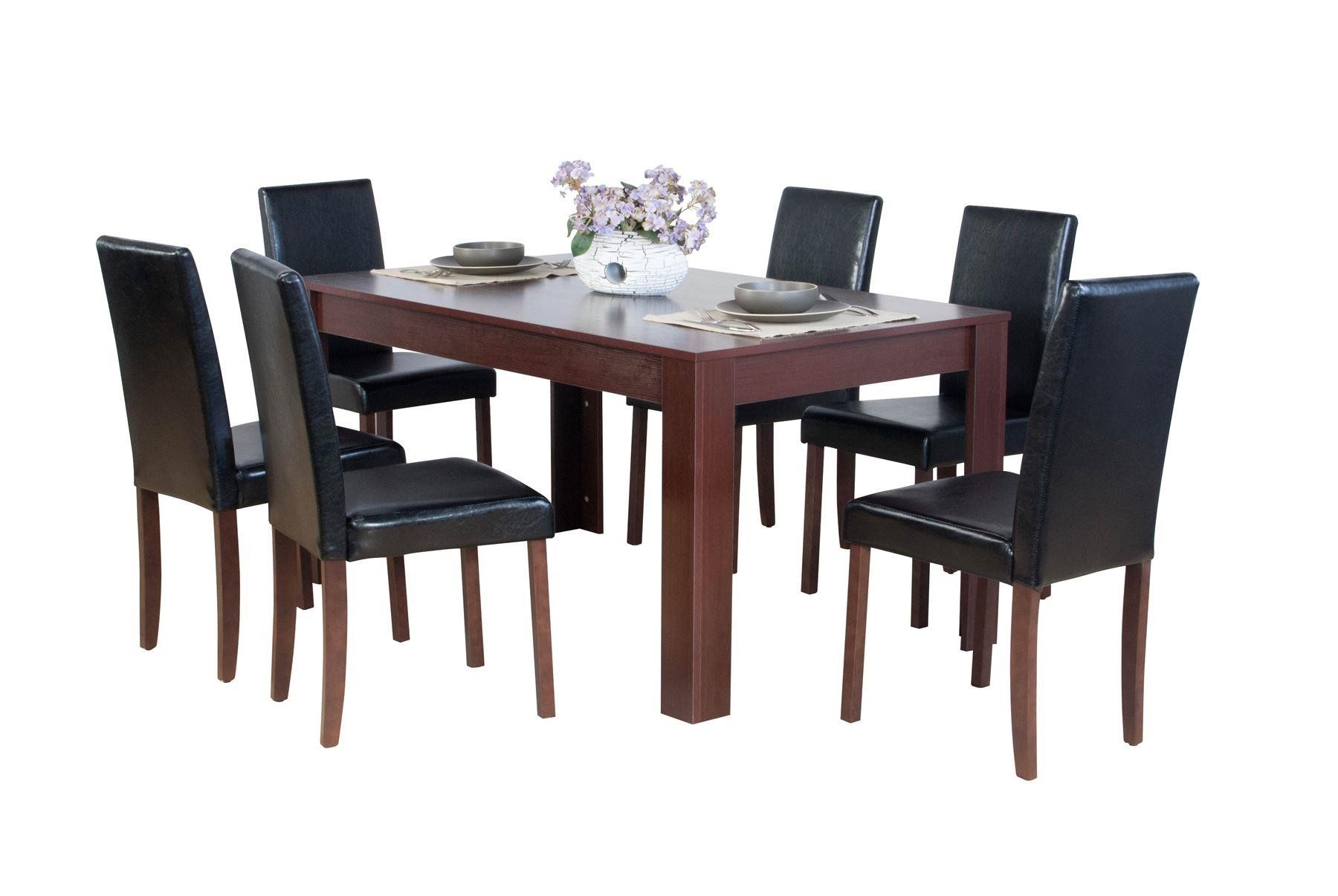 6 chair dining tables