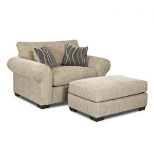 accent chair and ottoman set alt