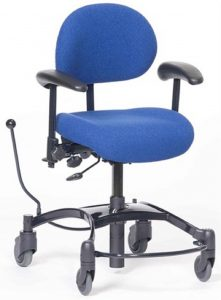 active sitting chair enm vela tango ergonomic active sitting chair