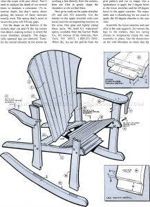 adirondack rocking chair plans adirondack rocking chair plans