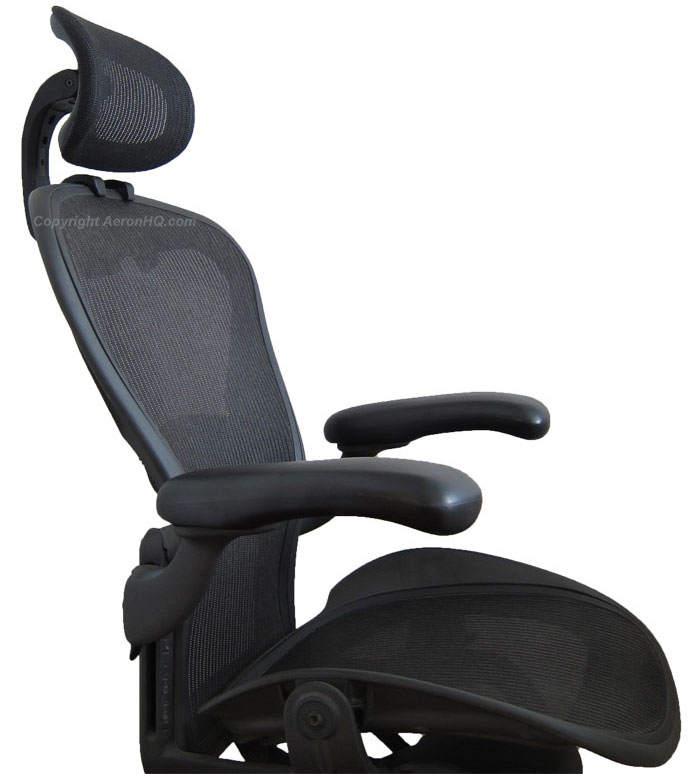 aeron chair headrest