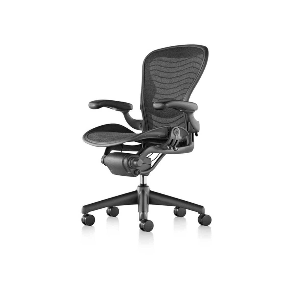 aeron desk chair hermanmiller aeron chadwick stumpf task chair
