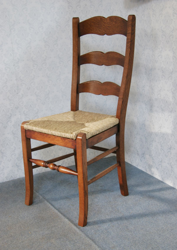 antique ladderback chair chfrenchladderbacksidechair