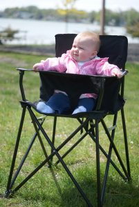 baby camping high chair baby camping gear ideas