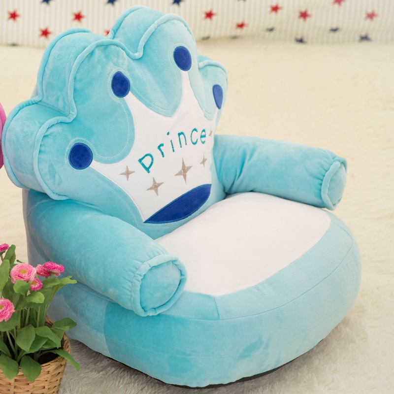 baby plush chair