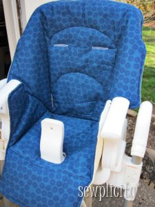 baby trends high chair cover il xn