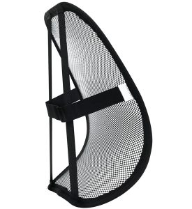 back support for chair alt mesh back support