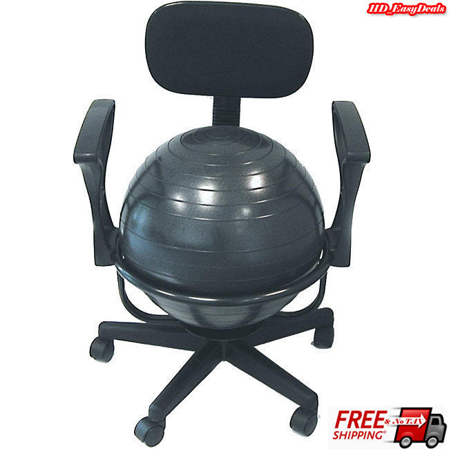 ball desk chair s l