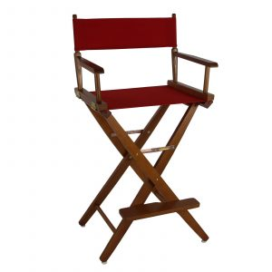 bar height directors chair master:ysc