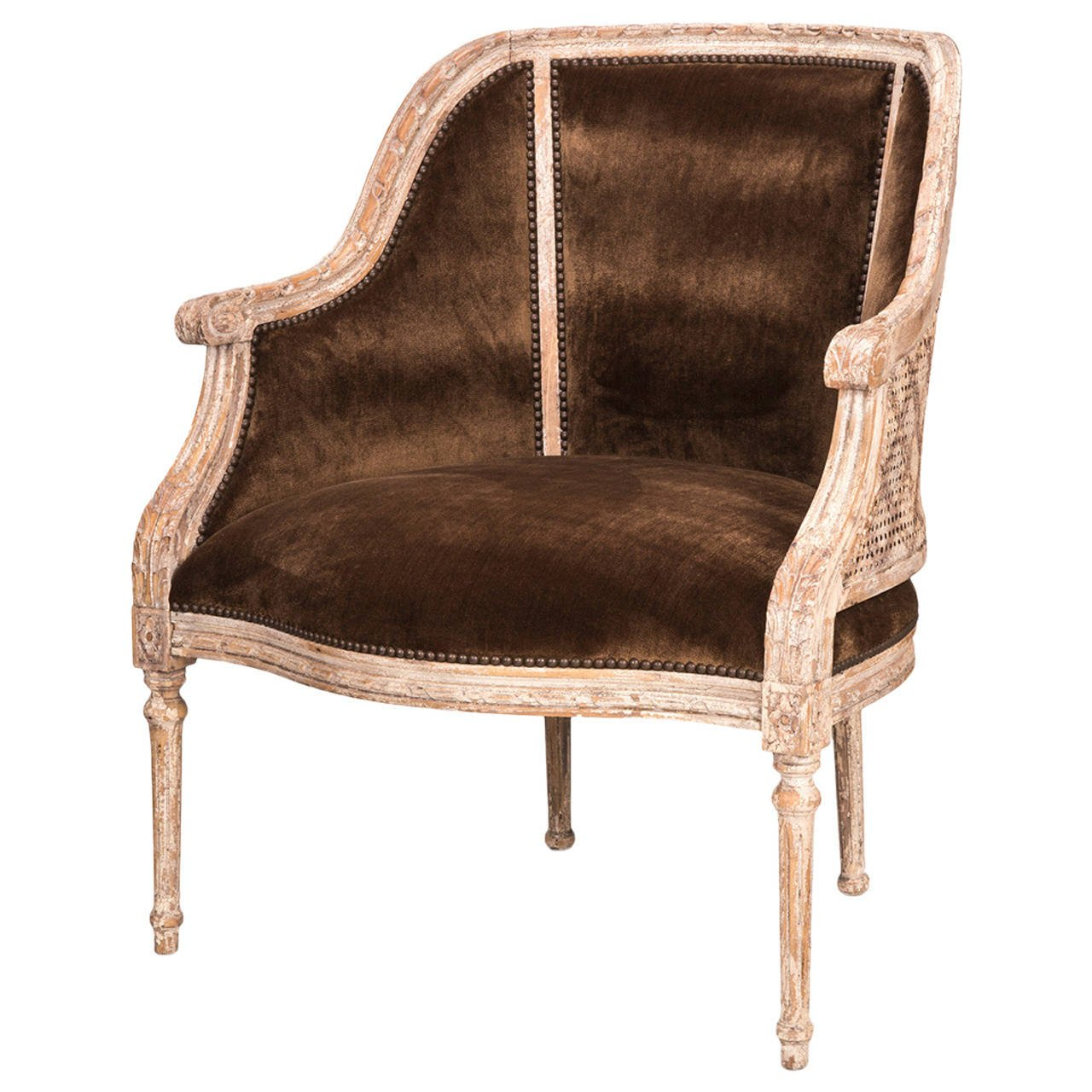 barrel back chair l