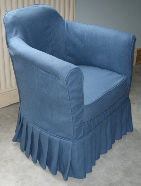 barrel chair slipcover tub chair slipcover x