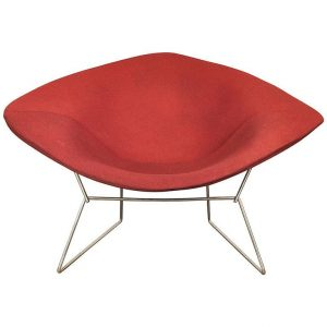 bertoia diamond chair l