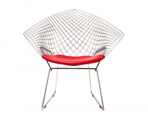 bertoia diamond chair bertoia diamond lounge chair