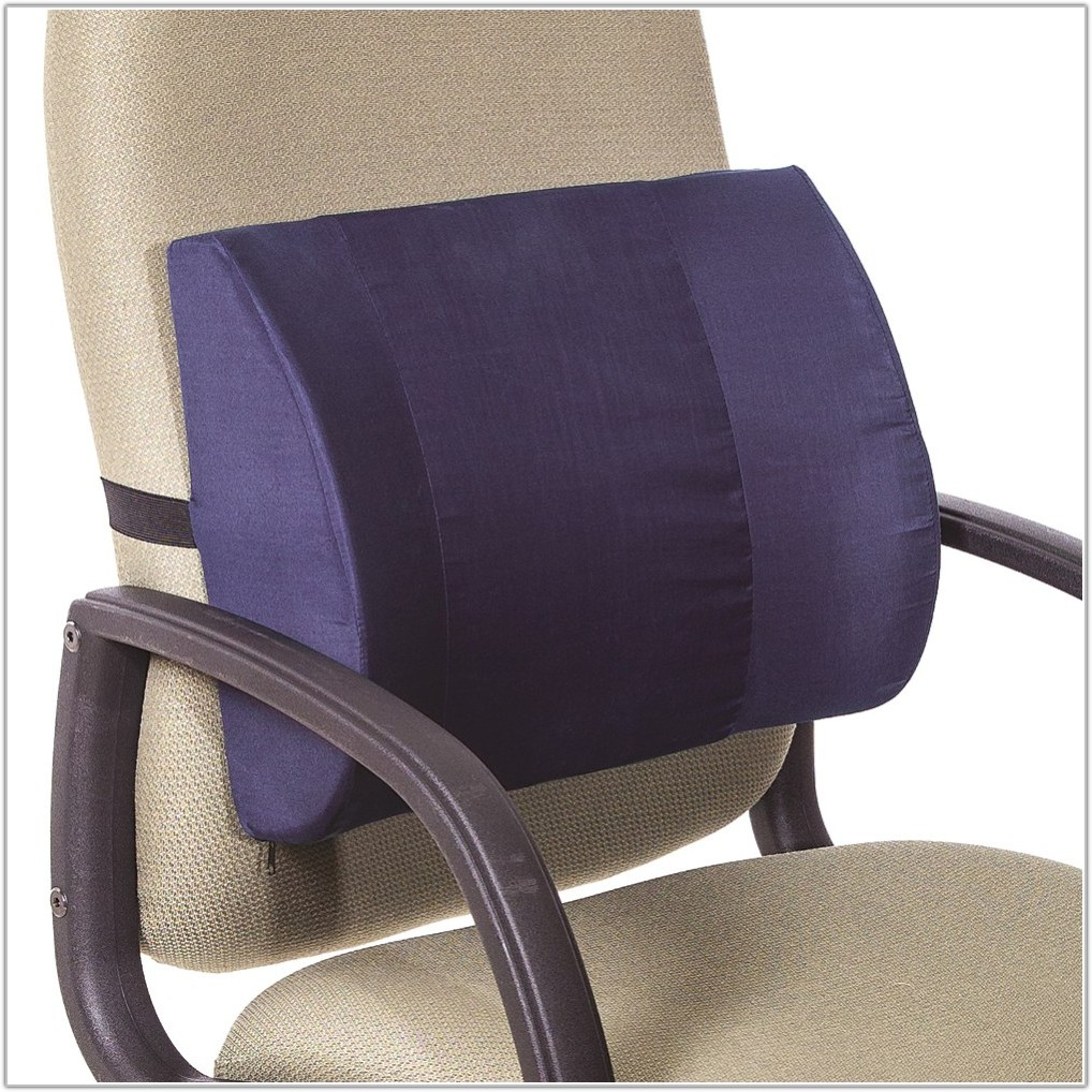 best lumbar support cushion for office chair