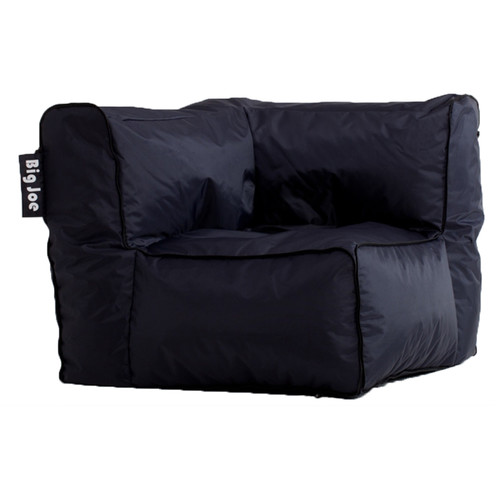 big joe bean bag chair comfort research big joe zip modular corner bean bag chair