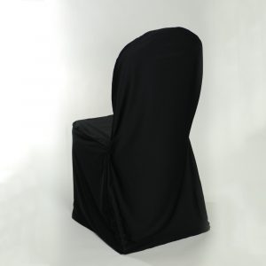 black chair covers s p i w