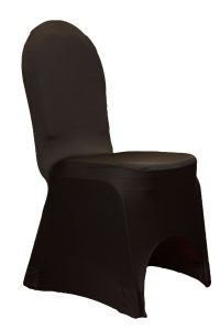 black chair covers scubablackchaircoverl