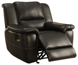 black leather recliner chair traditional recliner chairs