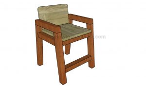 build a chair how to build a kids chair