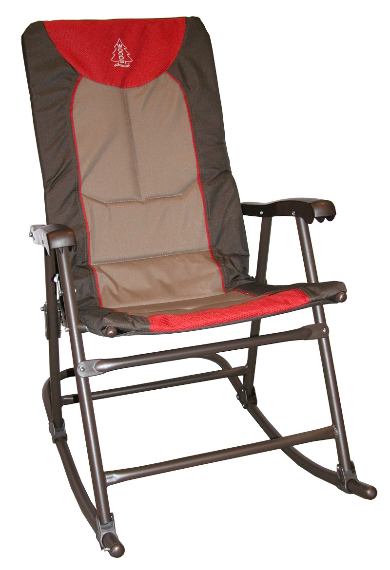 camping rocking chair