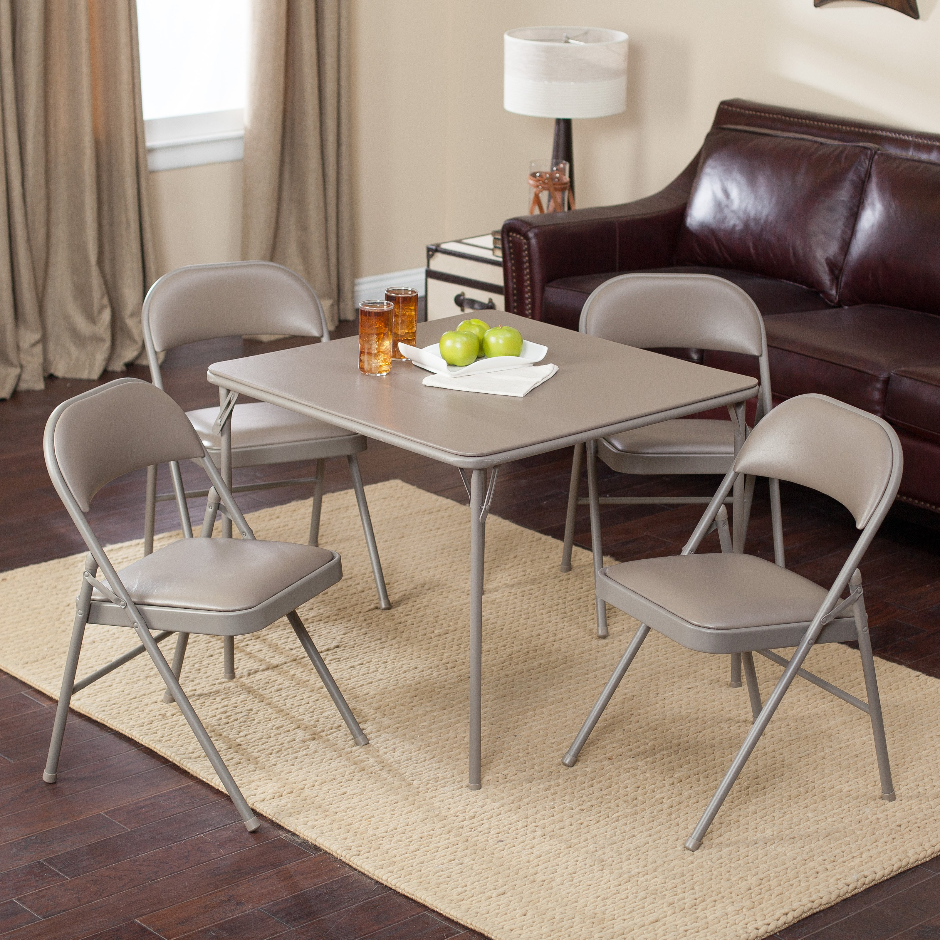 card table and chair set master:mec