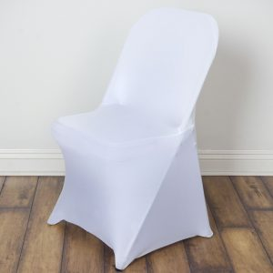 chair covers for folding chairs chair spfd wht
