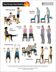 chair exercise for elderly strengthening exercises for elderly