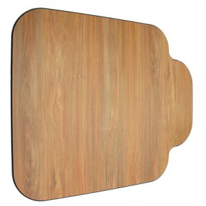 chair floor matt wood chair mat oak