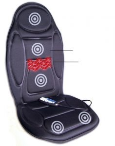 chair massage pad great massage chair pad with heat