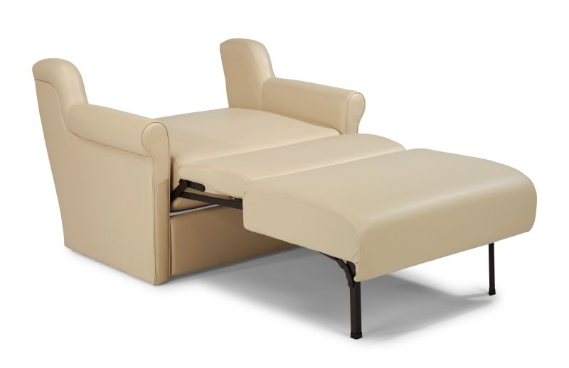 chair that turns into a twin bed