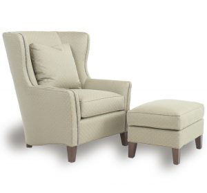chair with ottoman accent chairs and ottomans sb f b