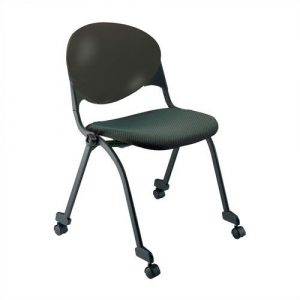 chair with wheels kfi seating plastic stacking chair with wheels