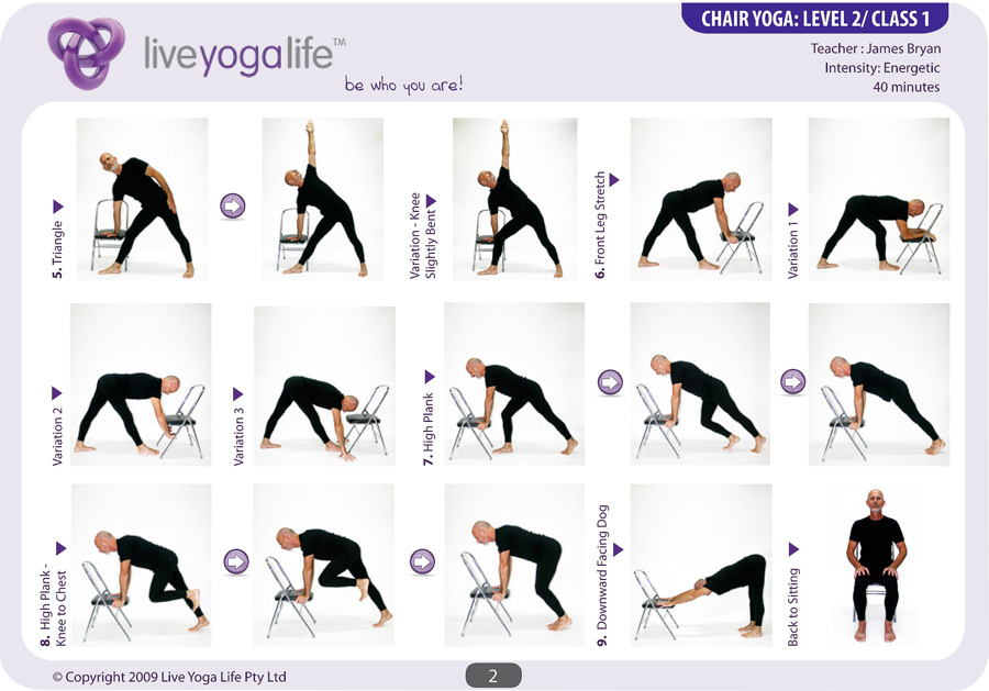 chair yoga for seniors chair yoga level class