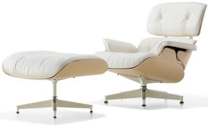charles and ray eames chair white ash eamesreg lounge chair ottoman charles and ray eames herman miller