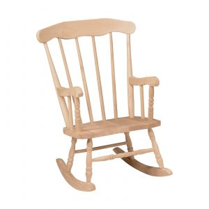 childrens rocking chair master:wwi