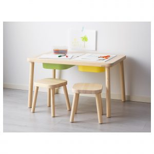 childrens table & chair sets flisat childrens table pe s