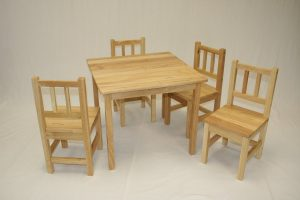 childrens table and chair sets wood toddler table and chair set