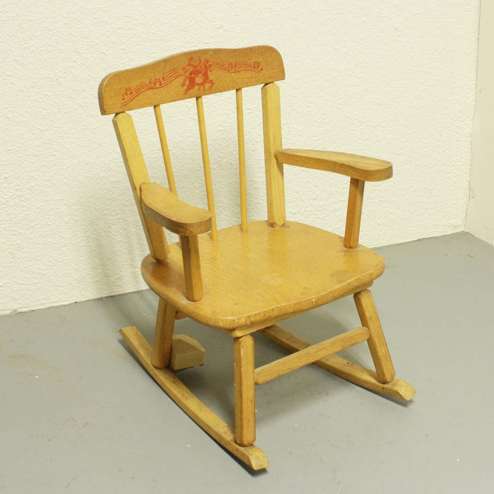 childs rocking chair il fullxfull