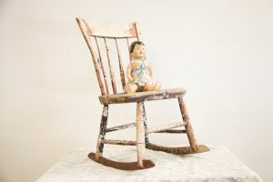 childs wooden rocking chair il fullxfull