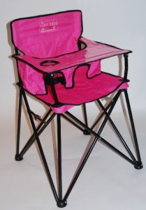 ciao baby high chair ciao baby portable high chair pink