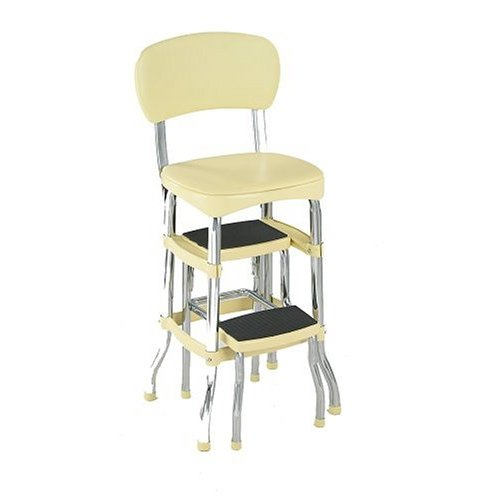 cosco step stool chair