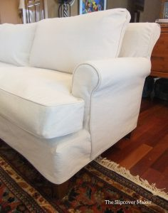 cushion for chair natural denim sofa slipcover arm