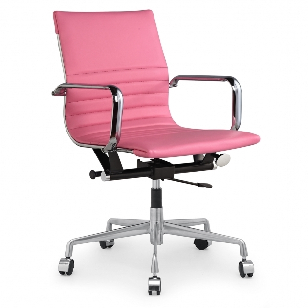 cute desk chair pink faux leather staples cute office chairs furniture ideas images