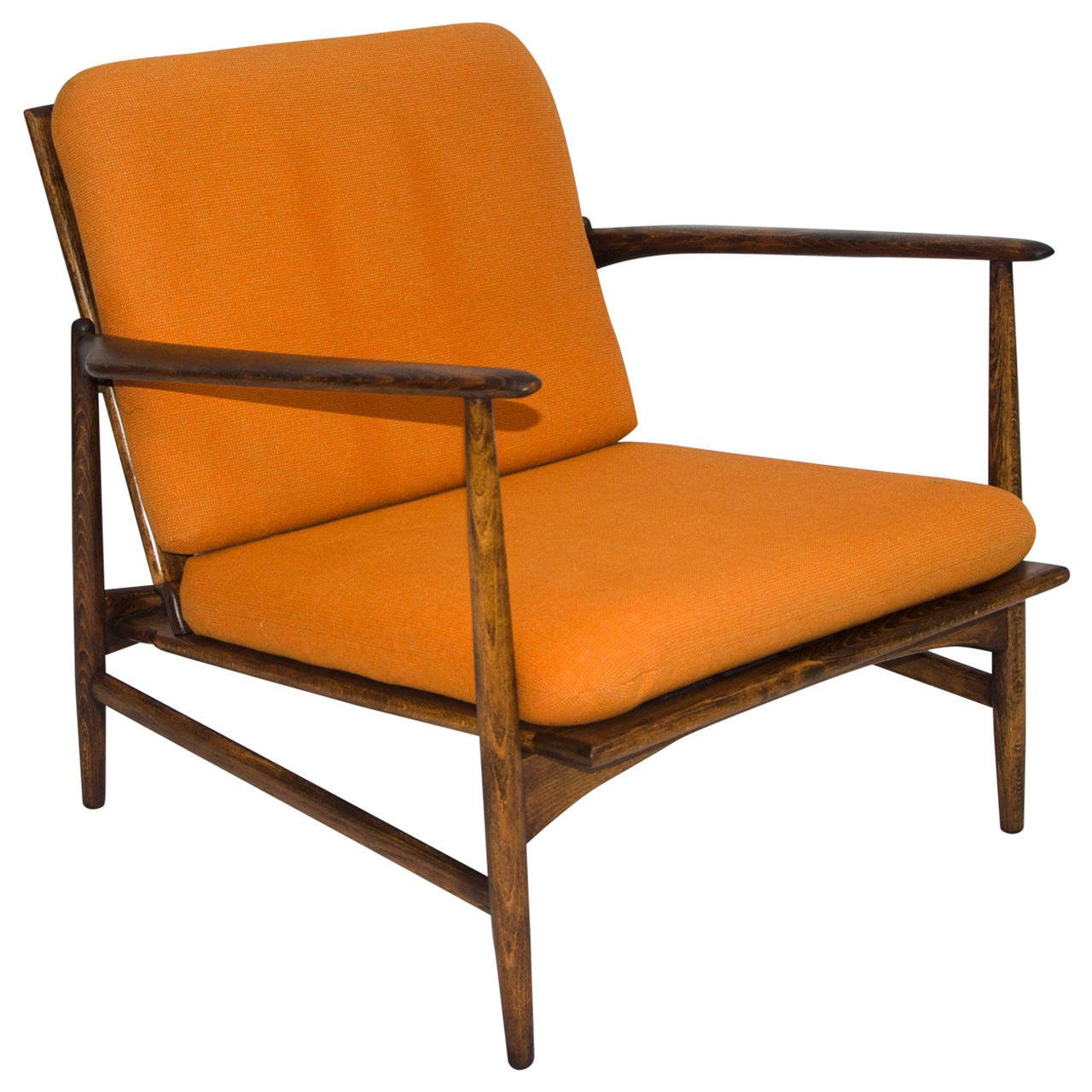 danish lounge chair l