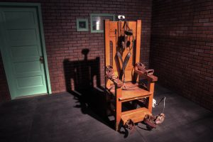 death by electric chair huntsville somerville texas old sparky electric chair used