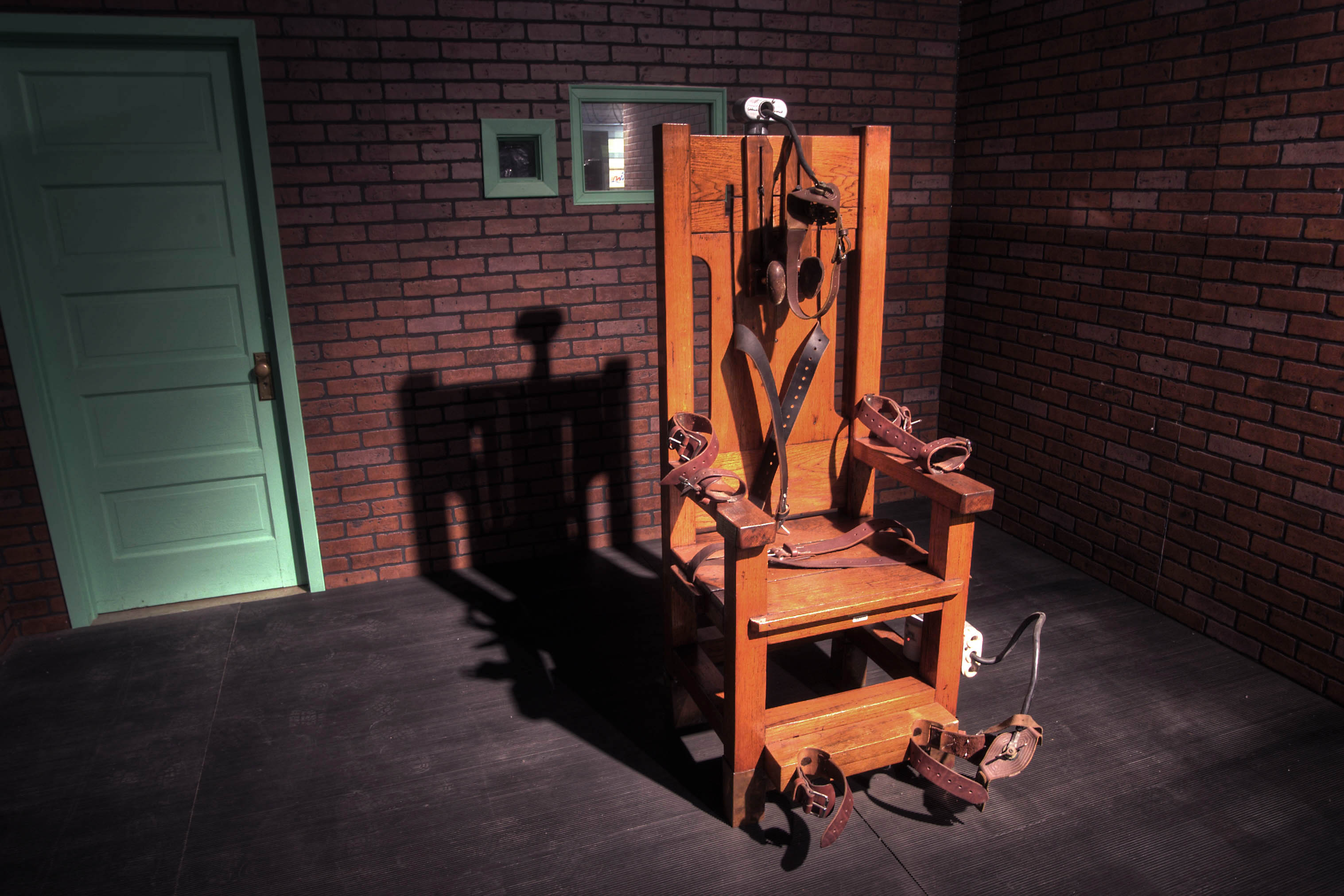 death by electric chair