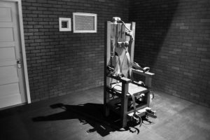 death penalty electric chair screen shot at pm
