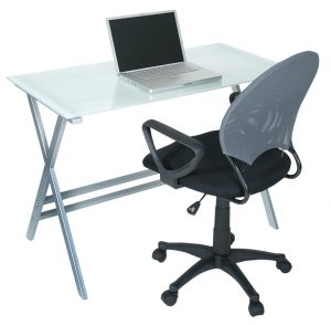 desk with chair simpe office desk and chair